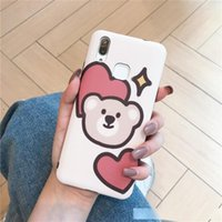 Wholesale lovely couples for sale - Group buy Cartoon Lovely Bears and Rabbits Xiaomi SE Mobile Phone Shell Xiaomi Couples Xiaomi se Exploration Version x Cute Mi Mix2s All Inclus