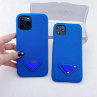 designer fashion phone cases for iphone 12 Pro Max 11 XR XS Max 7 8 plus PU leather Phone shell for samsung S8 S9 s10 plus NOTE 8 9 20 back