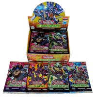 Wholesale 216PCS Set Yugioh Rare Flash Cards Yu Gi Oh Game Paper Cards Kids Toys Girl Boy Collection Yu Gi Oh Cards Christmas Gift