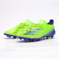 Wholesale girls soccer cleats for sale - Group buy Ghosted FG Soccer Shoes for Men Cleats Football Shoe Mens Ghosted Sports Chaussures Men s Cleated Training Man Sport Male Blue Green