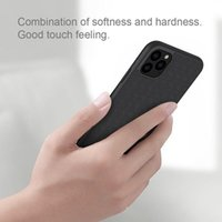 Wholesale iphone case synthetic online – custom Nillkin Synthetic fiber Carbon Back Cover Nylon thin slim iPhone Pro case for iPhone11