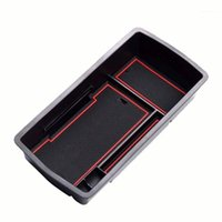 Car Organizer Internal Accessories Armrest Box Storage for C5 Aircross 2020 20201