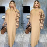 African Dresses For Women 2020 Dashiki Spring Summer Plus Size Long Maxi Dress Ladies Traditional African Clothing Fairy Dreems