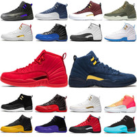 Wholesale ladies glitter shoes for sale - Group buy New Arrivals Fashion Dark Concord Jumpman s Ladies Men Classic Retro Blue Red Basketball Shoes Sneakers