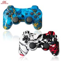 Wholesale controller gaming pc for sale - Group buy Ps3 Game Controller Wireless For Snoy Ps3 Pc Gaming Usb For Pc Bluetooth Vibration Gamepad For Ps3 Controller jllegY xjfshop