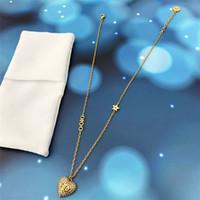 2020 letter love earrings female Dijia Internet celebrity love diamond bracelet necklace female