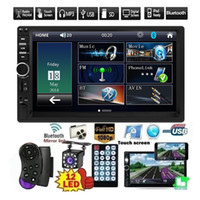 Wholesale bluetooth india for sale - Group buy 2 Din quot HD Car DVD Multimedia Player Android Mirrorlink Auto Car Radio Bluetooth FM USB AUX TF Auto Audio Video Systerm