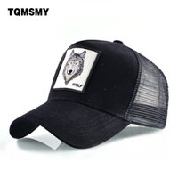 Wholesale men's sun hats for sale - Group buy Men s baseball cap kinds of animal embroidery single knitted sun hat hip hop hat