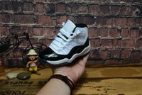 Wholesale legend blue kids resale online - Kids Basketball s Shoes Designer Stylish Concord Bred Gym Red Legend Blue Space Jam s Athletic Shoes Trainers For boys Kids Girl