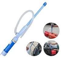 Wholesale powered pump resale online - Electric Liquid Oil Transfer Pump Automatic Liquid Deliver Tool Battery Powered Outdoor Car water oil Transfer Suction EWC3398
