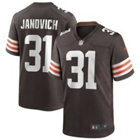 Wholesale american football jerseys stitched resale online - Cheap Andy Janovich Men s NEW ALL COLORS Top XS XL Stitched Football jerseys