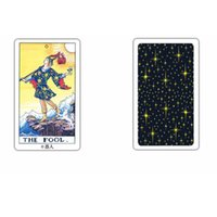 Wholesale card games for free resale online - 2 Kinds Option Classic Tarot Board Game Set Boxed Playing Card Tarot Board Game For Family Friends With sqcFmG bdehair