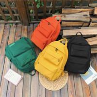 Women New Waterproof Nylon Backpack Multi Pocket Travel Backpacks Female School Bag For Teenage Girls Backpack