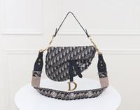 Wholesale new bedding resale online - 2020 New Luxury Designer Handbags Womens Cosmetic Handbag Letter Brand Print High Quality Fashion Leather Shoulder Bag