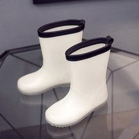 Wholesale boys rain boots for sale - Group buy Kids Rain Boots Girls White Baby Girls Boot New Arrivals Waterproof Rain Boots Kids Shoes for Kids Toddler Boys BootX1024
