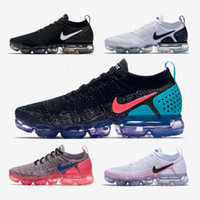 vapormax blanc cassé achat en gros de-wholesale Nike Air Max 97 shoes Vapormax flyknit running shoe airmax react TN 270 off white air force 1 one af1 casual sneakers 90