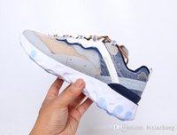 Wholesale shoes run thea resale online - 2020 men women Reacts Element Undercover Running Shoes Designer thea mesh Breathable chaussure homme Sneakers Sports Trainers shoe