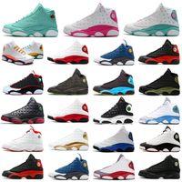 Wholesale Playground Jumpman Gs Xiii Hyper Pink Aurora Green s Kids Women Men Basketball Shoes Retro Sports Shoes Size pmhp