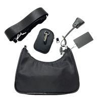 Wholesale best sold phone resale online - Best selling designers Nylon shoulder bags handbag fashion bag handbag luxurys wallet saddle bags Three piece combination bags tote