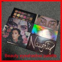 beauty eye makeup palettes Rose gold Naughty NUDE 18 colors eyeshadow palette matte shimmer Mercury eye shadow paletes desert duskdesert