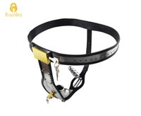 Wholesale prison bird for sale - Group buy Prison Bird Factory Amazing Price Stainless Steel Male Underwear Chastity Belt For Party Sex toys A182