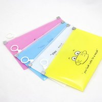 Wholesale white toy organizer for sale - Group buy Storage Clip Mask Bag Masks Case Face Holder Square With Zipper Plastic Foldable Yellow Blue White Cartoon Lovely lh F2