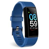 Wholesale Smart Band Watch Fitness Tracker Bracelet IP67 Waterproof Smart Bracelet Heart Rate Blood Pressure Measurement Sport Smartband
