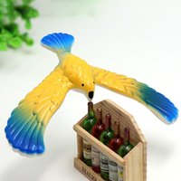 Wholesale best novelty toys for sale - Group buy Novelty Amazing Balance Eagle Bird Magic Box Balance Bird Funny Learn Classic Puzzle Nostalgic Toys For Children Kid Best Gift wmtpiN