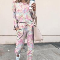 Wholesale winter football wear for sale - Group buy pxrGj autumn dress clothing winter printed leisure home wear long sleeved suit dressautumn winter clothingwomen s and and printed l