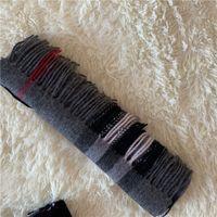 High-quality cashmere scarf brand classic plaid cashmere scarf Soft new cashmere scarf fashion printed scarves 180*30cm