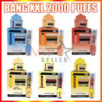 Bang XXL Disposable Vape Pen E Cigarette Device 800mAh Battery 6ml Cartridge Pods 2000 Puffs XXtra Vapor Kit