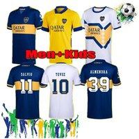 Wholesale uniform shirts sale for sale - Group buy New Boca Juniors Home Deep Blue rd Soccer Jersey Season Boca Juniors Home Soccer Shirt Football Uniforms Sales