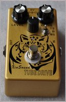XinSound FS-919 Three mode switch- Super Tubescreamer   Clean Boost   Marshall Crunch Tube Screamer Overdrive and True Bypass by XinSound