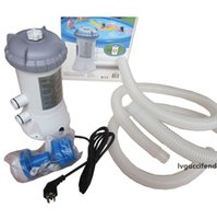 Wholesale Electric Swimming Pool Filter Pump For Above Ground Pools Cleaning Tool swimming pool filter water purifier KKA7948