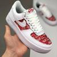 Wholesale wheat air forces for sale - Group buy d or Custom B23 Oblique Black White Mens Shoes Classic Forces Men Women Skateboarding White One Wheat Trainers Airs sports Sneakers Siz Gr
