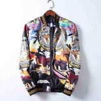 Wholesale leather jacket motorcycle race resale online - Leather jacket men s winter new hot sale men s bomber jacket cool autumn racing motorcycle jacket men s slim coat