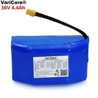 Wholesale rechargeable lithium battery 6v resale online - attery Packs VariCore V Ah mah high drain wheel electric scooter self balancing lithium battery pack for Self balancing