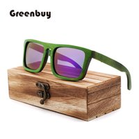 Wholesale polarization sunglasses for sale - Group buy ClassicFashion Skateboard Sunglasses Fashion Men Women s Box Polarization TAC LensUV400 Handmade bamboo and wood spectacles