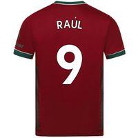 Wholesale raul jimenez for sale - Group buy Wolverhampton Rangers Football Shirt Neves Raul Jimenez wolves men s children s football uniform Adama football shirt