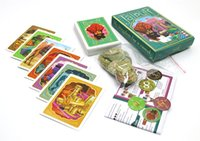 Wholesale 2020 Jaipur cards game English Spanish rules players game for couple family party board game Playing Cards for friend gift