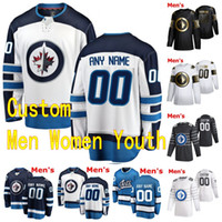 Wholesale jersey jets for sale - Group buy 2020 Winnipeg Jets Hockey Jerseys Dominic Toninato CJ Suess Paul Stastny Dylan DeMelo Custom Men Women Youth Stitched