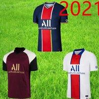 Wholesale p g resale online - 2020 men Maillots de foot soccer jersey ICARDI PA P MBAPPE MARQUINHOS S Neymar g RIS camisetas jr jerseys kits football shirt