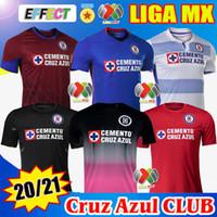 2020 2021 Club Cruz Azul Soccer Jerseys 20 21 Home Away Third Red Football Shirts LIGA MX camisetas de futbol Kit Goalkepeer Jersey