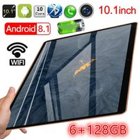 Wholesale Tablet Android Inch RAM GB ROM GB IPS Screen Tablet Octa Core Dual SIM Card Phone G Call Wifi Tablets