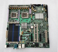 Wholesale High quality desktop motherboard for S5000VSA Dual pin Dual Monitoring Board will test before shipping