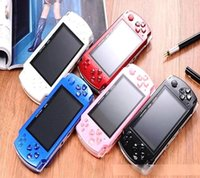 Wholesale 4.3 inch mp4 player camera for sale - Group buy Hot Inch PMP Handheld Game Player MP3 MP4 MP5 Player Video FM Camera Portable GB Game Console