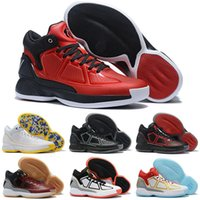 Wholesale d rose size shoes for sale - Group buy 2020 New D Rose S X MVP Derrick Rose Mens Kids Basketball Shoes Men Top Qaulitys shoes s Sports Sneakers shoes