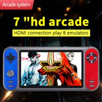 Wholesale Powkiddy RS Retro Classic Handheld Game Console inch HD Screen GB Game Player Support TF card Expansion and simulators