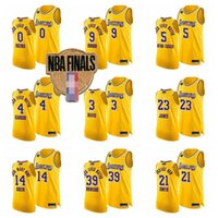 lebron 10 achat en gros de-2020 Finales Bound Hommes LeBron James 23 Anthony Los Angeles