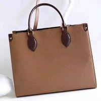 Wholesale Tote Shopping Bag for Women Leather Shoulder Bag Lady Woman Handbags Presbyopic Shopping Bag for Women Purse Messenge Handbag